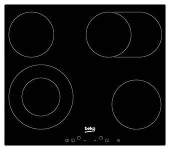 beko hic 64403 elektro kochfeld glaskeramik test. Black Bedroom Furniture Sets. Home Design Ideas