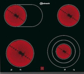 bauknecht epv 7640 in glaskeramik kochfeld test. Black Bedroom Furniture Sets. Home Design Ideas