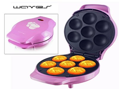 cup cake maker 1000w mini muffin kuchen muffinmaker test. Black Bedroom Furniture Sets. Home Design Ideas